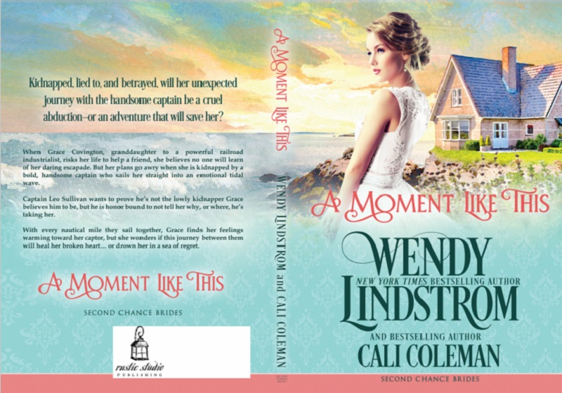 A Moment Like This Print Cover