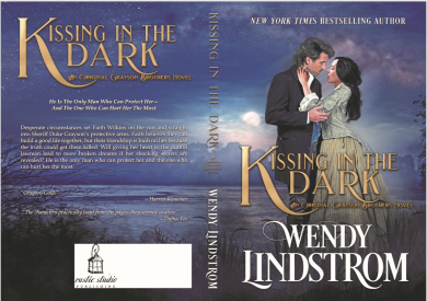 Kissing in the Dark Print Cover