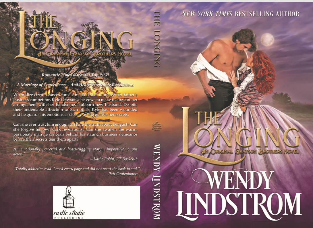 The Longing Print Cover