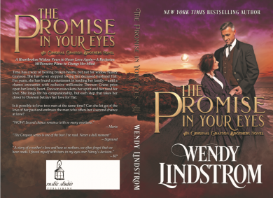 The Promise in Your Eyes Print Cover