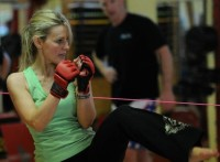 Wendy Lindstrom Fitness Class